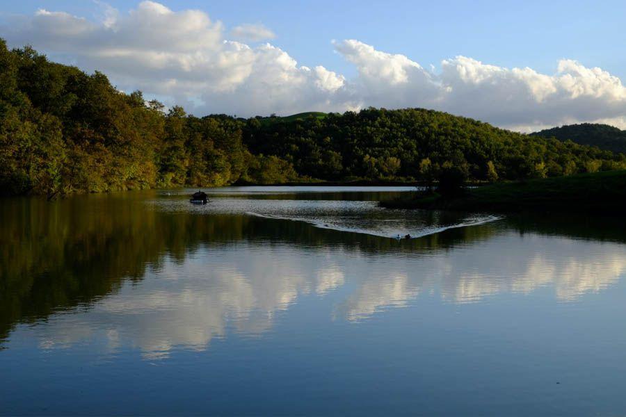 Pesca nel nostro lago